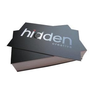 best printing services online Silk Laminated Business Cards