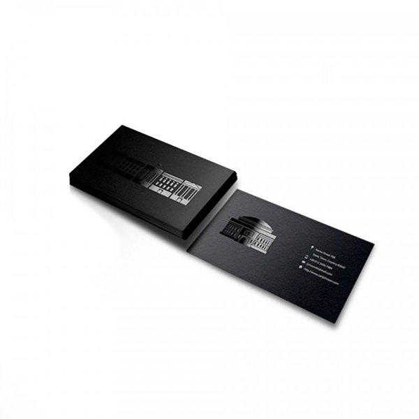 Slim Cut & Spot UV Business Cards