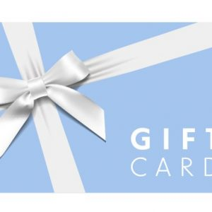 Plastic Gift Cards