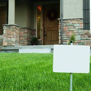 Yard Sign or Coroplast Sign