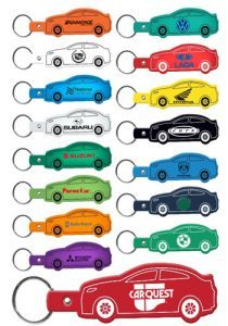 Customized Auto Key Tags