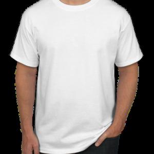 T-shirt Printing 1 Color Gildan 8000