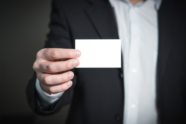 5 Tips To Organizing A Successful Opening Day give business cards